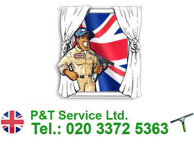 our cleaning company London - logo
